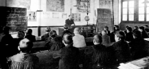 PHOTO-Ecole-1910--RIEN-N'A-CHANGE--Article-Claude-LECLERC_W