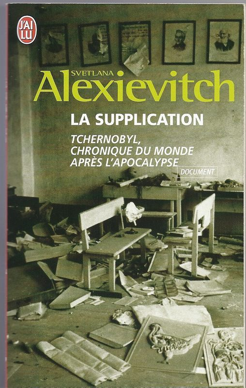 Projection d bat la supplication tchernobyl chronique du monde apr s l 39 apocalypse - Cinema salon de provence arcade ...